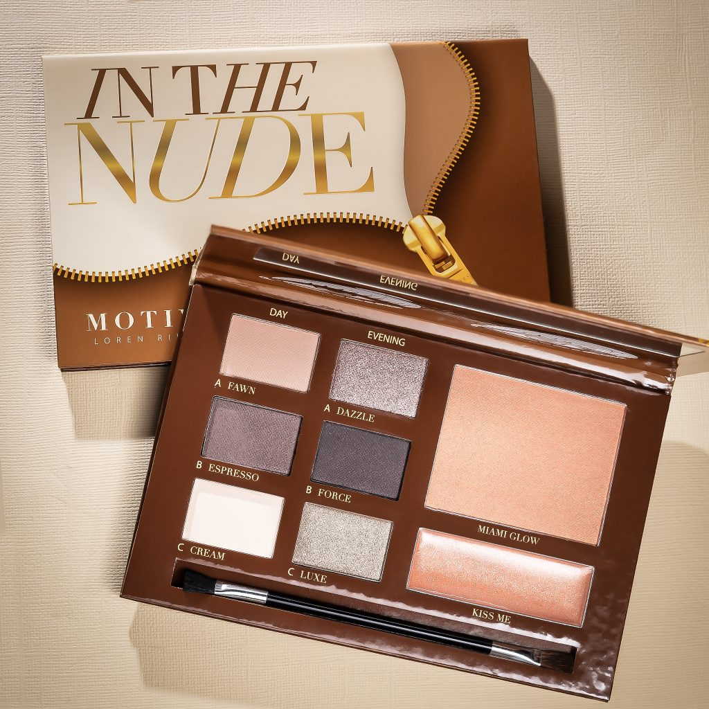 Get The Look-In The Nude Palette