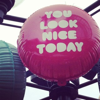 Give compliments everyday