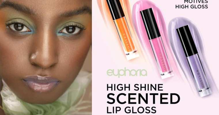 Spring Makeup Trend Alert: New Euphoria High Shine Scented Lip Gloss