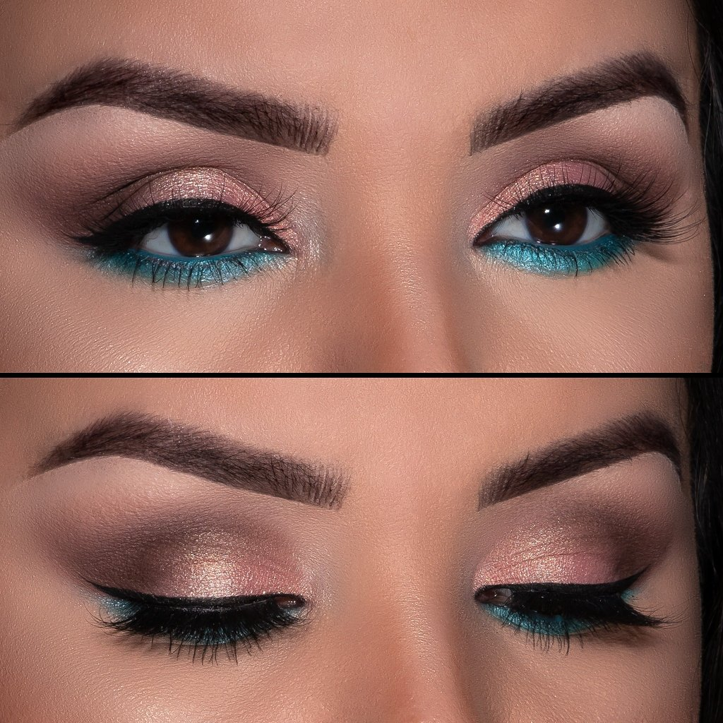 Get The Look: Thalia x Motives VIVA Eye & Cheek Palette