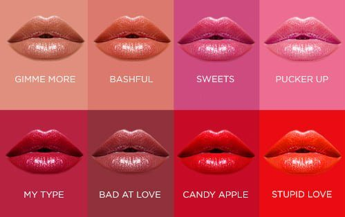 All of The Shine with New Liquid Lip Glaze