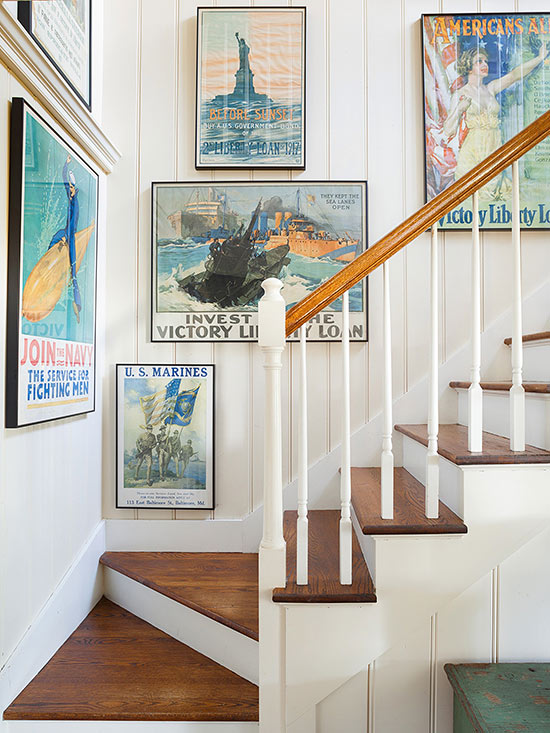 Budget Art Alternatives - Better Homes And Gardens - Vintage Posters