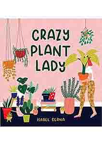 Cover of Coffee Table Book Crazy Plant Lady