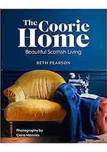 Cover of Coffee Table Book The Coorie Home