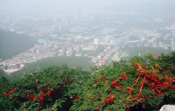 Thousand Buddha Park Jinan China