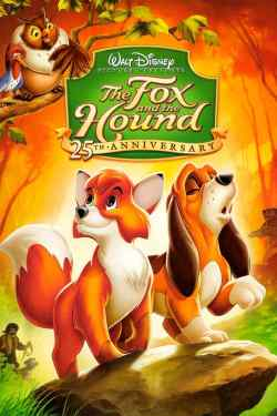 The Fox and the Hound Disney 1981