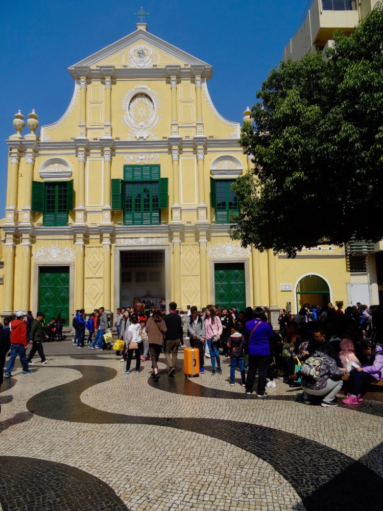 St. Dominic's Church Macau China