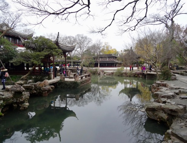 The Humble Administrator's Garden Suzhou China