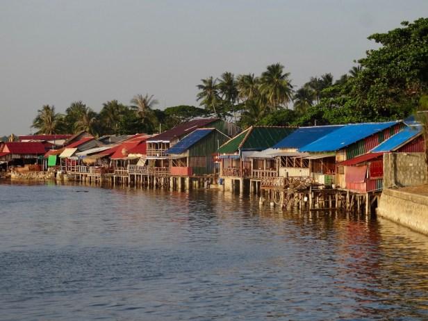 Kep Crab Market Cambodia