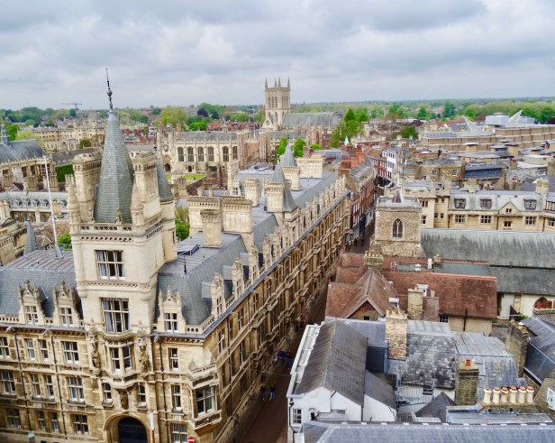 Things to see and do Cambridge England.