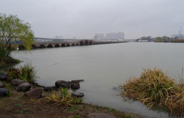 Visit Precious Belt Bridge Suzhou.