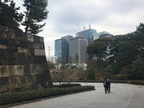 Visit The Imperial Palace East Gardens Tokyo.