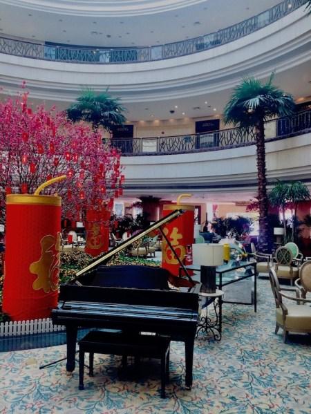 Visit The Pavilion Hotel Shenzhen.