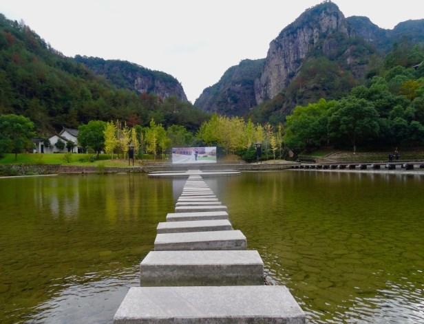 Shu Yuan National Park Yongjia County China.