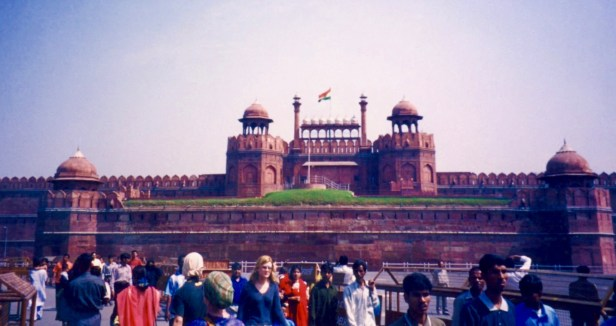 Visit The Red Fort New Delhi India.