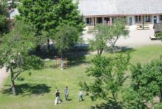Elementary building and grounds