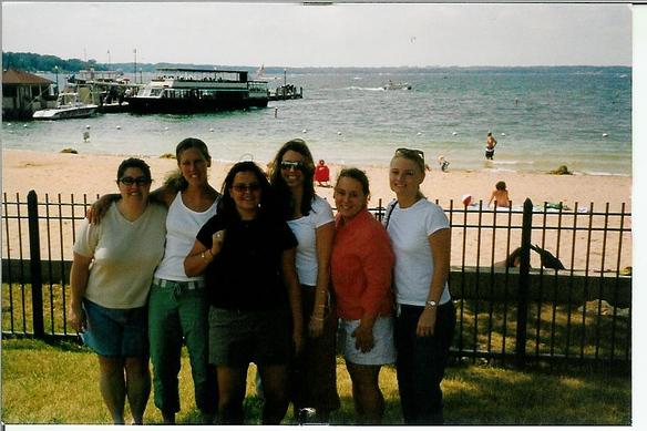 08/04 - Beach at Lake Geneva