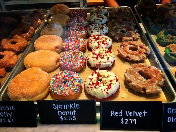 Firecakes Doughnuts