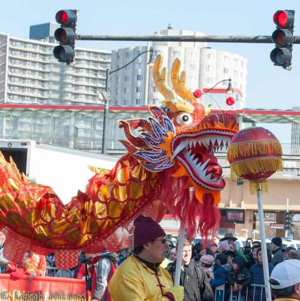 2.5.17 Chinese New Year - Chicago's Chinatown