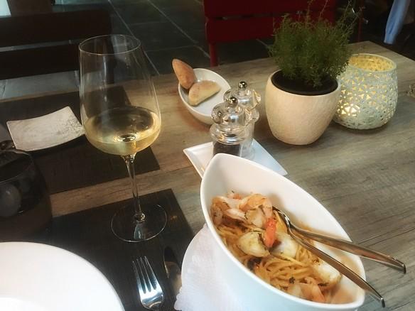 Dinner at Ciao - Mövenpick Hotel - Zürich Regensdorf