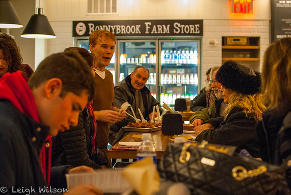 Chelsea Market Food Tour