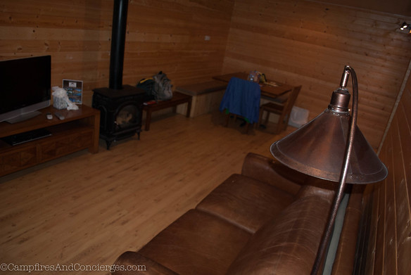 Mt Princeton Hot Springs - 1 Bedroom Cabin Condo