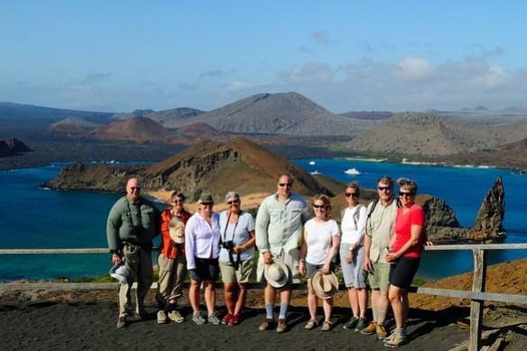 Group photo - Randy, Elayne, Leigh, Beryl, Mendel, Diane, Heather, Dieter, Lisa