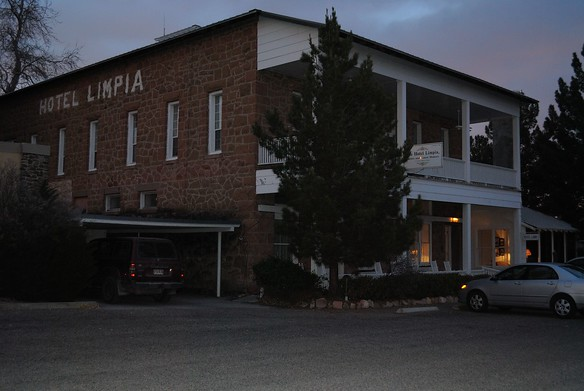 We stayed at the Hotel Limpia which was absolutely charming - I felt like we were staying at Tara, or South Fork.There are 4 big porches to kick back and relax on, rocking chairs and all :)http://www.hotellimpia.com/