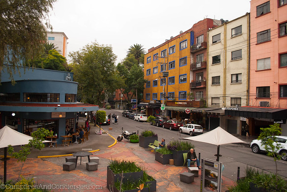 9/12 TuribusCondesa neighborhood