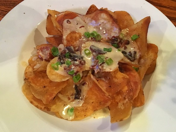 Blue Cheese Chips at The Galley