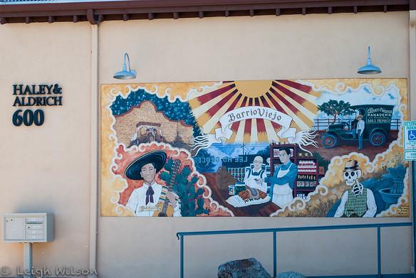 Tucson Street ArtTucson Bike Tour