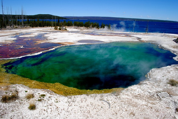 West Thumb Geyser Basin (YNP)