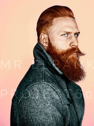 Mr Elbank: #Project60 | mr-elbank-project60-ginger-beard