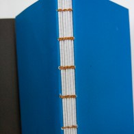Sketch Book Coptic Binding