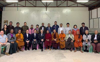 Berbagi Pengalaman Indonesia bagi Para Tokoh Agama di Myanmar