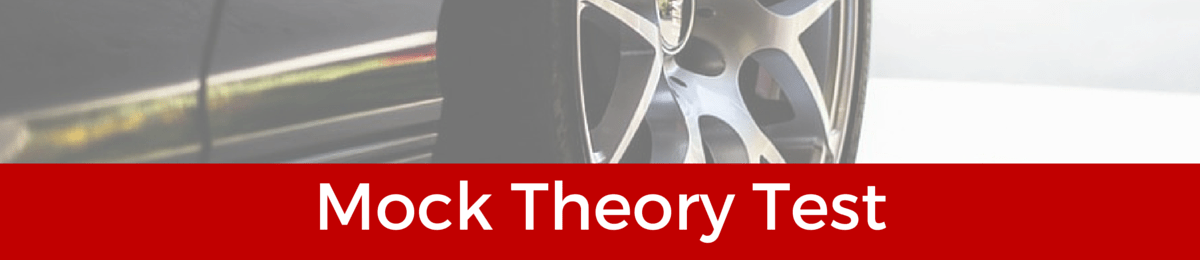 mock theory test, theory test online, sample theory test questions
