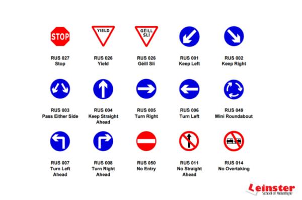 traffic signs, regulatory road signs