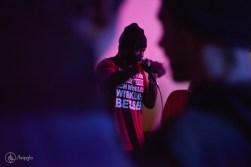copyright leipzig glocal #FUNkyFRIdayz launch party video installation maeshelle west-davies dj buti sekhalanga photo stefan hopf 14