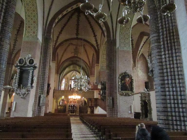 St. Petri Cathedral, Schleswig. Photo: Maximilian Georg