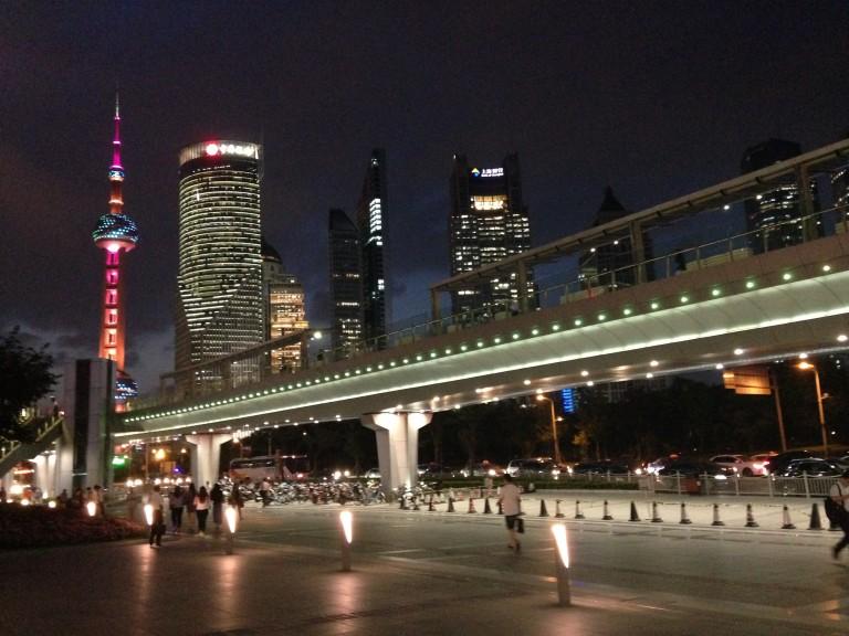 Shanghai, China, September 2015. Photo: Ana Ribeiro