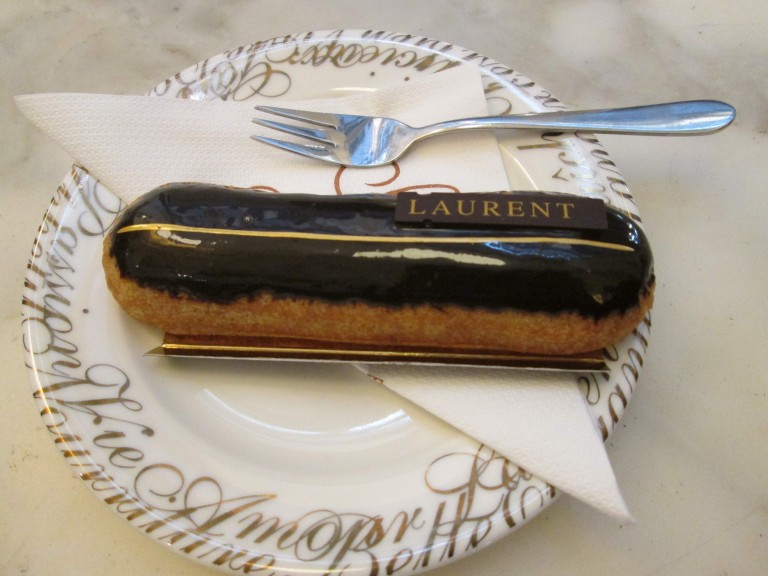 Laurent delight. Photo: Lito Seizani