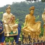 Ten Thousand Buddhas Monastery, Hong Kong. (Photo: Ana Ribeiro)