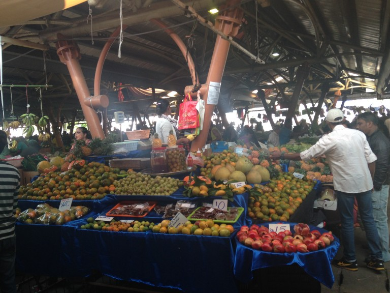 Flacq Market, Mauritius. (Photo: Ana Ribeiro)
