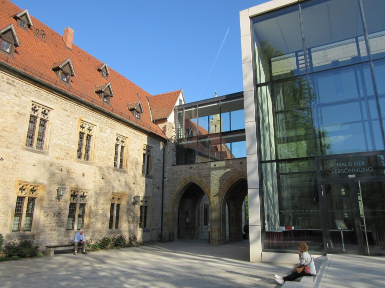 Luther's monastery in Erfurt, today a convention center. (Photo: Maximilian Georg)