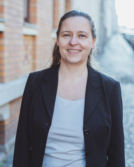 Anja Galvão, head of HR at InterCultural Elements, places a lot of value on hiring and keeping internationals on staff. (Photo: Sonia Blade)