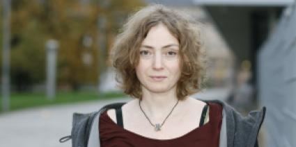 Svetlana Lavochkina. Photo courtesy of the author.
