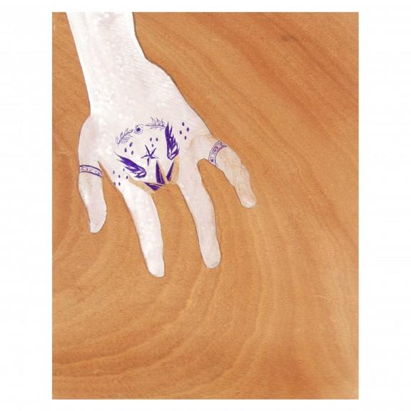 """""""Kaltes Händchen"""" © Sophie von Stillfried"""