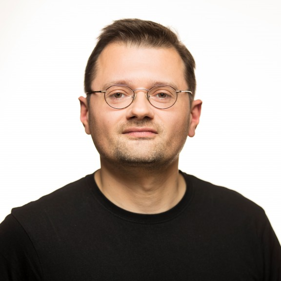 Marcel Pruß, Grünen. (Photo: Grünen-Fraktion Leipzig)