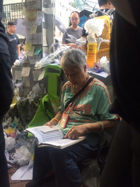 Sunday HK protests