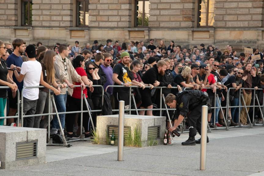 Counter Poggenburg demo